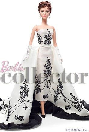 Crédito da imagem: Mattel/Barbie Collector via toyzoo.ocnk.net