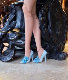 Superdoll Sybarite Doll exclusiva para a Italian Doll Convention de 2013 | Crédito da imagem: via dollobserver.com