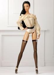 Discreet FR: Monogram Basic Dressed Doll: limitada a 300 unidades | Crédito da imagem: divulgação Integrity Toys