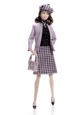 Perfectly Purple Poppy Parker Doll: 400 peças | Crédito da imagem: divulgação Integrity Toys