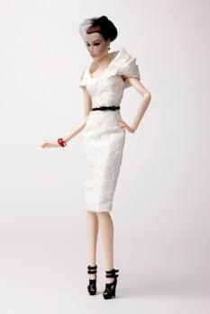 Purity Dasha™ 2013 W Club FR2™ Exclusive Dressed Doll | Crédito da imagem: divulgação Integrity Toys via dollobserver.com