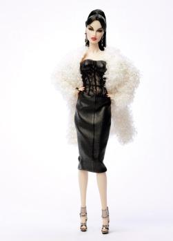 Strict Elegance Luchia Z. FR: Squared Collection: limitada a 400 unidades | Crédito da imagem: divulgação Integrity Toys via fashiondollreview.blogspot.com