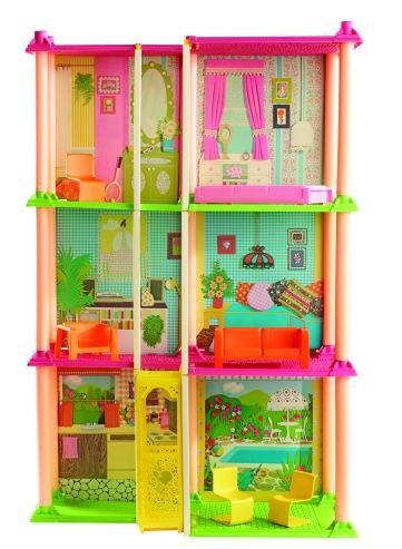 1974 Barbie Townhouse | Crédito da imagem: divulgação barbiemedia.com