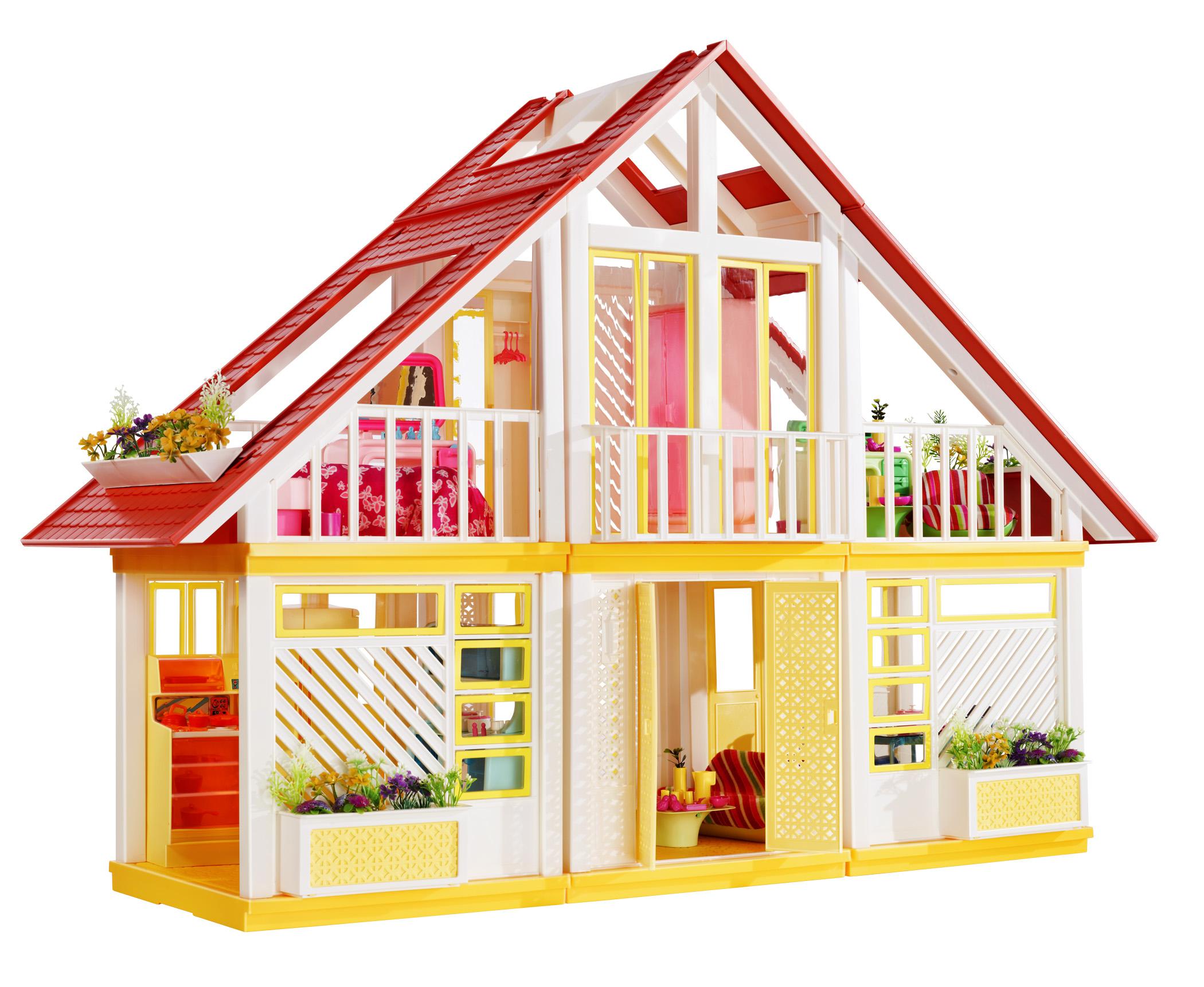 My dreamhouse my barbie doll - Camera da letto barbie ...
