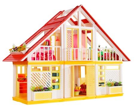 1979 Barbie Dream House | Crédito da imagem: divulgação barbiemedia.com