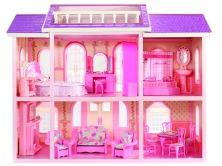 1990 Barbie Magical Mansion | Crédito da imagem: divulgação barbiemedia.com