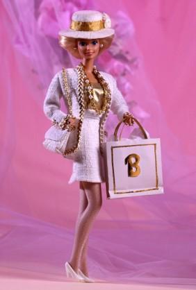 1993 City Style® Barbie® Doll | Crédito da imagem: divulgação Barbie Collector/Mattel