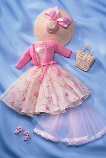 2000 Garden Party Fashion | Crédito da imagem: divulgação Barbie Collector/Mattel