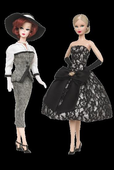 2009 Tribute Barbie Giftset | Crédito da imagem: divulgação Barbie Collector/Mattel