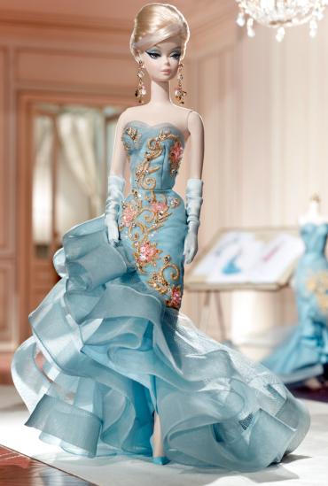 2010 Tribute Barbie Doll | Crédito da imagem: divulgação Barbie Collector/Mattel