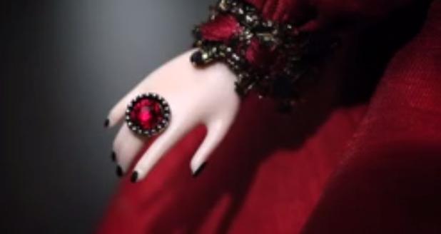 Crédito da imagem: divulgação Barbie Collector | BFCSpotlight/Youtube via thedollcafe.blogspot.com