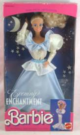 1989 Evening Enchantment Barbie Doll | Crédito da imagem: voguetovintage/eBay