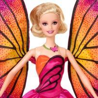 Butterfly | Crédito da imagem: divulgação Mattel