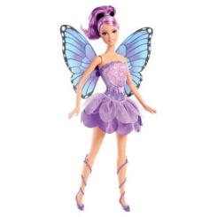 Fada Lilás   Crédito da imagem: divulgação Mattel