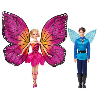 Lan amento filme barbie butterfly e a princesa fairy for Sala de estar barbie