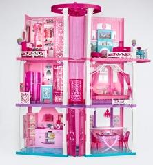 2013 Barbie Dreamhouse | Crédito da imagem: divulgação barbiemedia.com