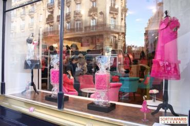 Detalhe da vitrine | Crédito da imagem: www.sortiraparis.com