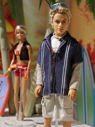 O australiano Blaine  | Crédito da imagem: www.theaustralian.com.au