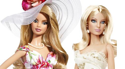 Crédito das imagens: divulgação Barbie Collector/Mattel