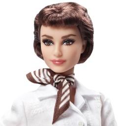 Audrey Hepburn | Crédito da imagem: divulgação Barbie Collector/Mattel