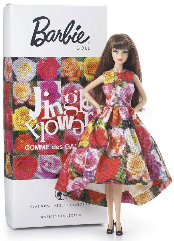 A versão Brunette | Crédito da imagem: divulgação Mattel via safraducreay.wordpress.com