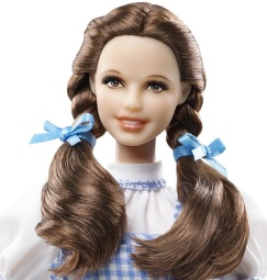 Judy Garland como Dorothy | Crédito da imagem: divulgação Barbie Collector/Mattel