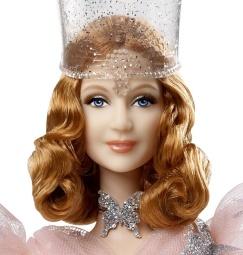 Billie Burke como Glinda | Crédito da imagem: divulgação Barbie Collector/Mattel