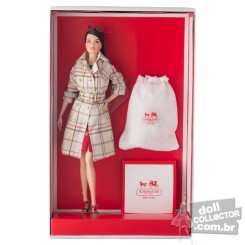 Coach Barbie Doll | Crédito da imagem: divulgação www.dollcollector.com.br
