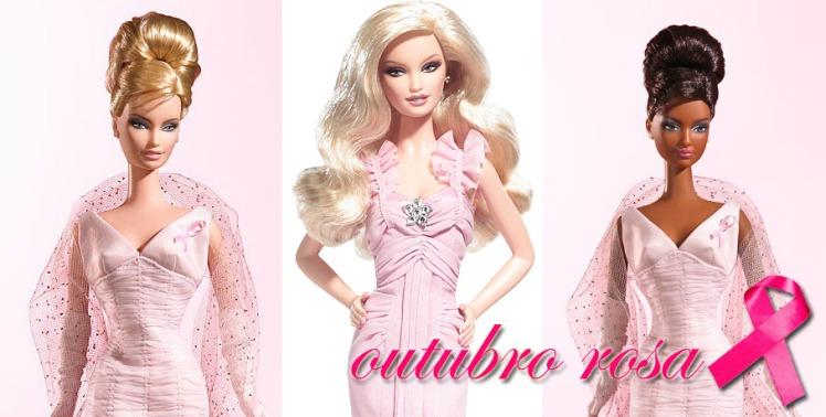 Crédito das imagens: divulgação Barbie Collector/Mattel - montagem: www.mybarbiedoll.com.br
