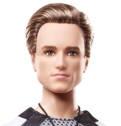 Peeta | Crédito da imagem: divulgação Barbie Collector/Mattel
