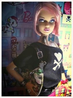 A polêmica Tokidoki Barbie Doll | Crédito da imagem: Giovanni Lima - Willy✰Wonder/Flickr