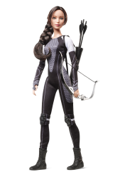 Katniss | Crédito da imagem: divulgação Barbie Collector