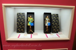 Versões OOAK assinadas por Isabela Capeto e presenteadas aos vencedores dos concursos de customização e cosplay |Crédito da imagem: Samira | www.mybarbiedoll.com.br