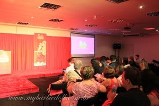 Auditório principal | Crédito da imagem: Samira | www.mybarbiedoll.com.br