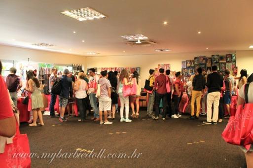 Show room de vendas | Crédito da imagem: Samira | www.mybarbiedoll.com.br