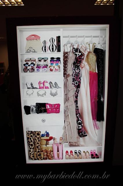 Detalhes da decoração | Crédito da imagem: Samira | www.mybarbiedoll.com.br