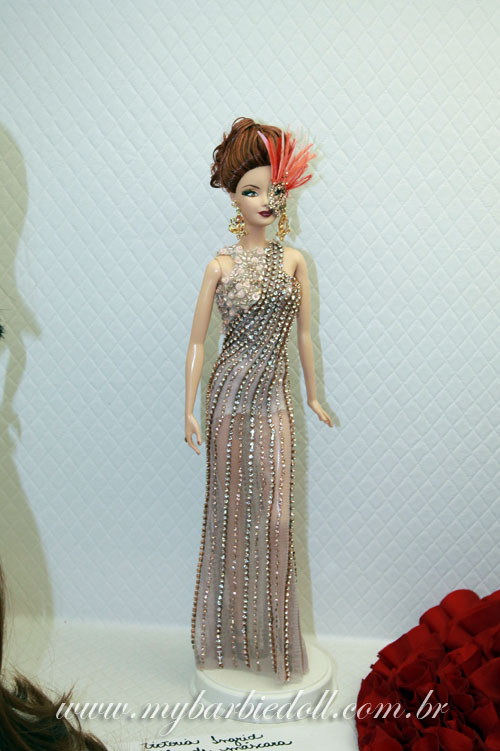 IV Convenção Barbie Brasil - Miss Barbie Brasil 2013 - parte 3 (5/6)