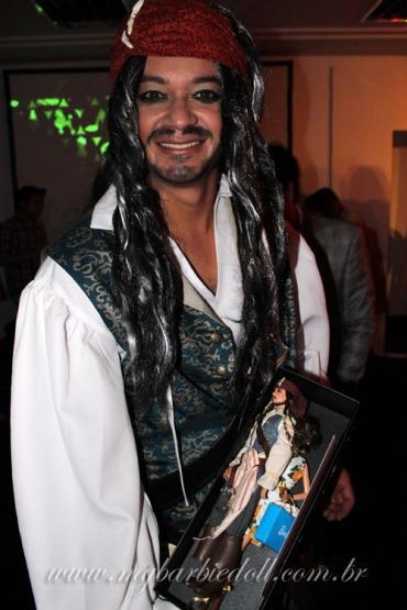 Romero, em primeiro lugar | Crédito da imagem: Samira | www.mybarbiedoll.com.br