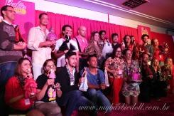 Todos os participantes | Crédito da imagem: Samira | www.mybarbiedoll.com.br