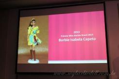 O prêmio para o grande vencedor: uma doll OOAK exclusiva feita pela estilista Isabela Capeto | Crédito da imagem: Samira | www.mybarbiedoll.com.br