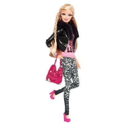 Barbie Glam Luxe Fashion Barbie Damask Doll | Crédito da imagem: divulgação Mattel via Yasmim Bianchi/Flickr