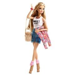 Barbie Glam Luxe Fashion Barbie Floral Doll | Crédito da imagem: divulgação Mattel via Yasmim Bianchi/Flickr