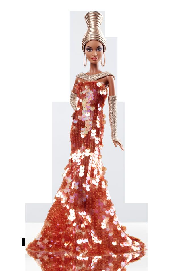 Crédito da imagem: divulgação Barbie Collector/Mattel