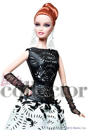 Laser Leathered | Crédito da imagem: divulgação Barbie Collector/Mattel via toyzoo.ocnk.net e unrinconenmivitrina.com