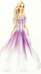 Princesa Annika | Crédito da imagem: divulgação www.coroflot.com/michellelucas