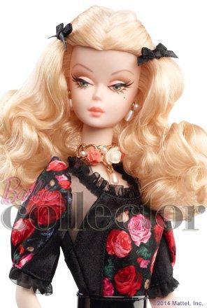 Crédito da imagem: divulgação www.barbiecollector.com/Mattel via toyzoo.ocnk.net