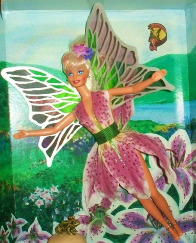Fashion and Fantasy Barbie (1997) | Crédito da imagem: Stanley Colorite - StanleytheBarbieman/Flickr