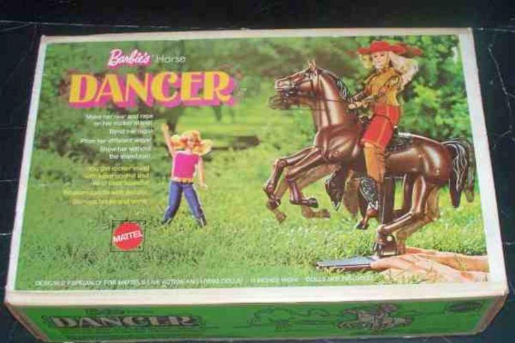 Dancer | Crédito da imagem: theoldtoystore.com