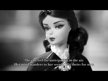 Crédito da imagem: divulgação Barbie Collector/BFCSpotlight on Youtube