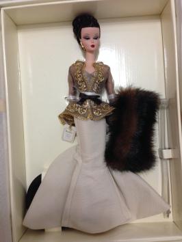 Chataine Barbie Doll   Crédito da imagem: Gustavo Mello/Acervo pessoal